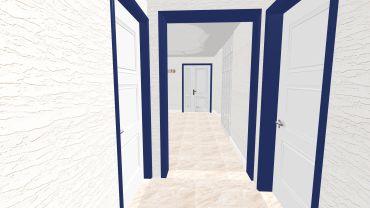 其它风格两室三厅装修设计效果图