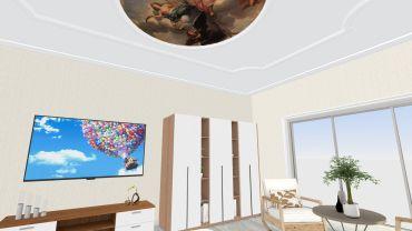 北欧风格一室装修设计效果图