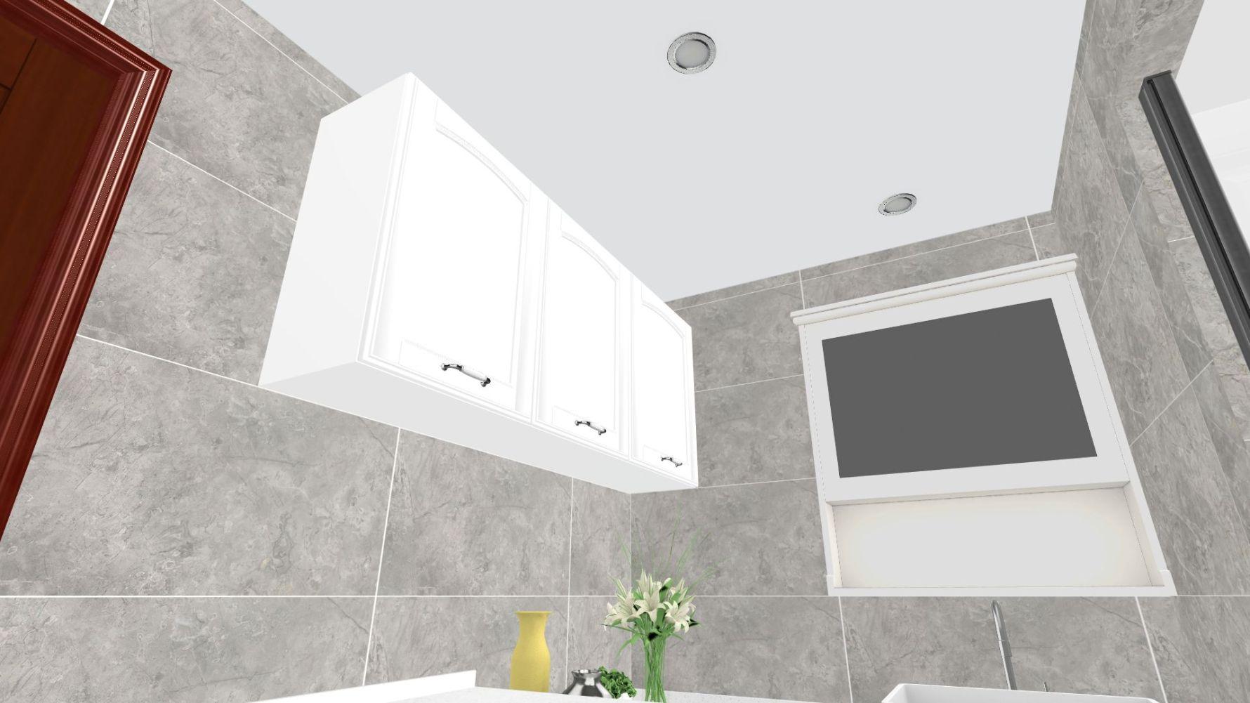 美式风格四室两厅装修设计图