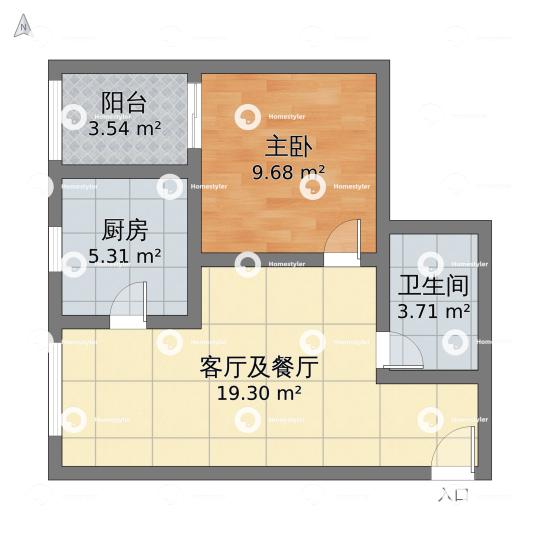 珠江拉维小镇户型图
