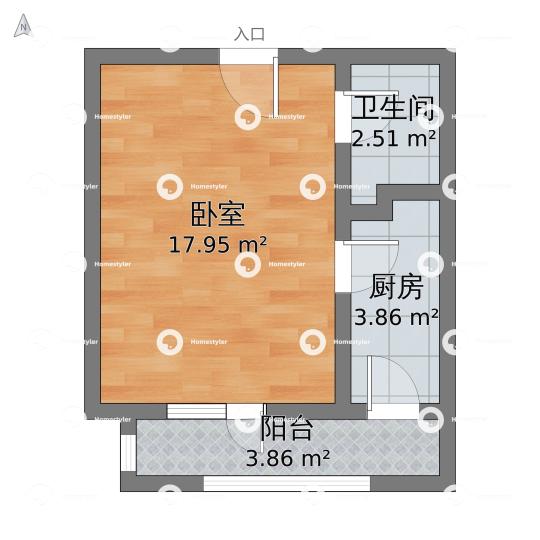 弘善家园户型图