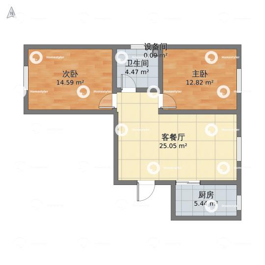 中铁西城户型图